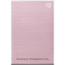 Seagate Backup Plus Slim 2TB External Hard Drive Portable HDD - Rose Gold