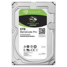 Seagate 6TB BarraCuda Pro 7200RPM SATA 6GB/s