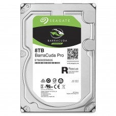 Seagate 8TB BarraCuda Pro 7200RPM SATA 6GB/s