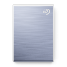 Seagate One Touch SSD 1TB External SSD Portable  (Blue)