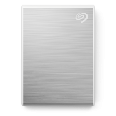 Seagate One Touch SSD 1TB External SSD Portable  (Silver)