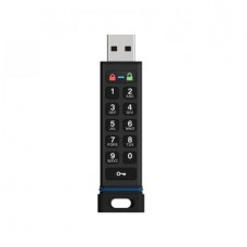 SecureData 32GB SecureUSB KP Encrypted Flash Drive with KeyPad Pin Authentication