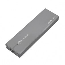 Silverstone SST-MS11 10Gb/s  USB3.1 Type-C to NVMe M.2 SSD Enclosure