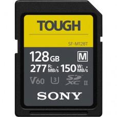 Sony 128GB SF-M Tough  Series UHS-II SDXC Memory Card