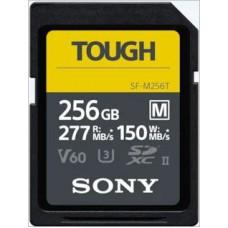 Sony 256GB SF-M Tough  Series UHS-II SDXC Memory Card
