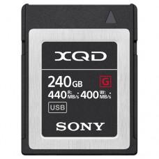 Sony Professional XQD G-Series 240GB Memory Card