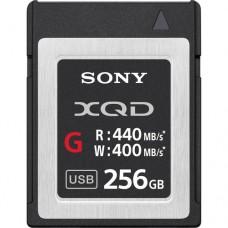 Sony XQD G Series 256GB High Speed Memory Card