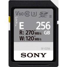 Sony 256GB SF-E Series UHS-II SD Memory Card