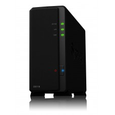 Synology 1 bay NAS DiskStation DS118