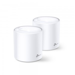 TP-Link AX1800 Whole Home Mesh Wi-Fi 6 System – Deco X20 (2-Pack)
