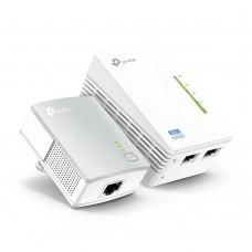TP-LINK TL-WPA4220KIT 300Mbps AV600 Wi-Fi Powerline Extender