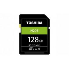 TOSHIBA EXCERIA™ N203 SDXC  UHS-I U1 C10 128GB