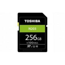 TOSHIBA EXCERIA™ N203 SDXC  UHS-I U1 C10 256GB