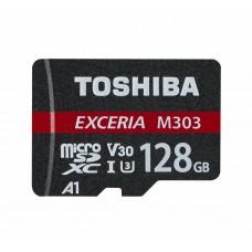 Toshiba Exceria M303 128GB MicroSDXC Class 10 Memory Card