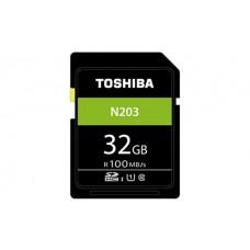 TOSHIBA EXCERIA™ N203 SDHC  UHS-I U1 C10 32GB