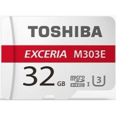 Toshiba Exceria M303E 32GB MicroSDXC Card Endurance Model