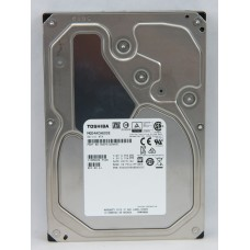 TOSHIBA 6TB 7200RPM 128M SATA3 ENTERPRISE HARD DRIVE MG05ACA600E