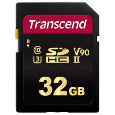 Transcend 32GB TS32GSDC700S Extreme 700S SDHC Memory Card