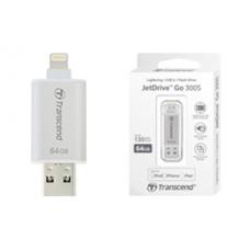 Transcend JetDrive Go 300 128GB Silver
