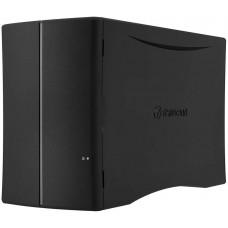 Transcend StoreJet® Cloud 210N NAS Hard Disk  8TB