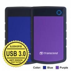 Transcend Storejet 25H3 Portable USB 3.0 Hard Disk  1TB