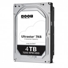 WD HGST 4TB Ultrastar 7K6 Enterprise Hard Drive