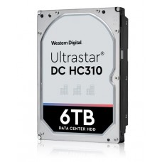 WD HGST 6TB Ultrastar 7K6 Enterprise Hard Drive