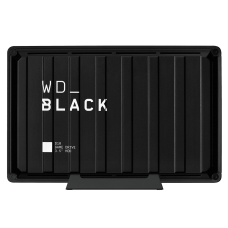 Wd_Black 8TB D10 Game Drive, External Hard Drive Compatible with PS4, Xbox One, PC, Mac (7200 RPM)
