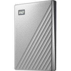 WD  My Passport Ultra for Mac 2TB External USB 3.0 Portable Hard Drive  - Silver