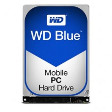 WD Blue 500GB Mobile Hard Disk Drive - 5400 RPM SATA 6 Gb/s 16MB Cache 2.5 Inch