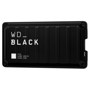 WD_Black P50 Game Drive Portable External SSD 2TB Copatibility PS4, Xbox One, PC, Mac