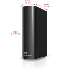 "WD Elements 3.5"" USB3.0 3TB"